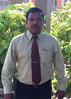 <center>Mr Sundrappandian</center>